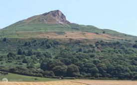 Roseberry Topping at Roseberry, 23rd July 2014